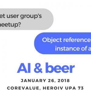 Lviv .NET Community #2. Learn, machine!